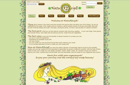 NatuREcipe | www.naturecipe.