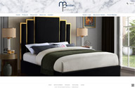 Click for the portfolio on Meridian Furniture USA