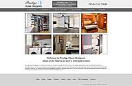 Click for the portfolio on Prestige Closet Designers